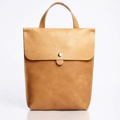 Envelope Bag Vegetable Tanned Leather | Women's Leather Shoulder Bags | Roots