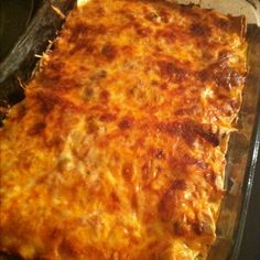 Skinny Enchiladas!! Only 4 points for WeightWatchers!!!