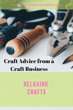 What crafts are the best for relaxing even if you are a handmade craft business owner. I craft for work and to relax as well. #crafting #relax #relaxingcrafts #metime