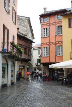 Como Town Centre, Lake Como, Italy