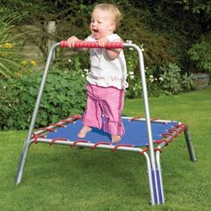 Junior Trampoline from TP Toys