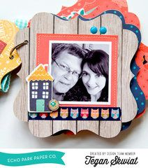 Project Ideas for Echo Park - The Story of Our Family Collection - 12 x 12 Collection Kit