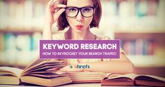 Boost your organic search traffic and ensure you are targeting the right keywords with this actionable guide to keyword research. Includes FREE checklist.