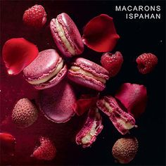Macarons. I'll have what Phil's having!