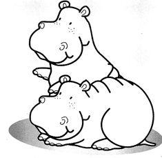 Worksheet. Dibujo de Mono gracioso para colorear  Dibujos de Animales