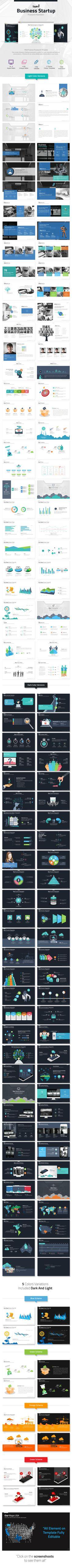 Business Startup Powerpoint Presentation (PowerPoint Templates)