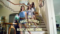 """Schick, Skintimate and Pitch Perfect 2 Present """"Ready, Shave, Shine"""""""