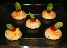 Potato Petite's -- a nice little snack from the Victorian and Edwardian era's to get you through your Downton Abbey withdrawals. Free recipe and how-to pictures at the Facebook page called The Food of Downton Abbey!