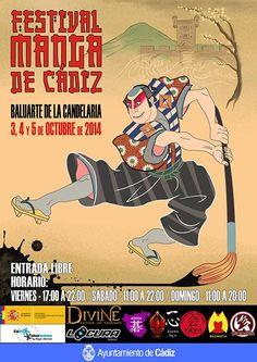 Festival Manga de Cádiz