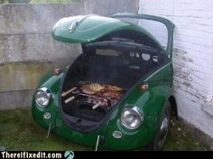 Sometimes I feel like my beetle would be more useful like this.