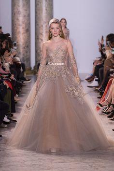 Elie Saab Haute Couture  - HarpersBAZAAR.com