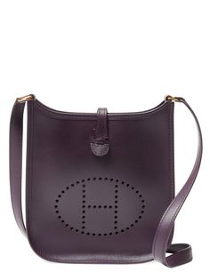Hermes Purple Box Evelyne I TPM