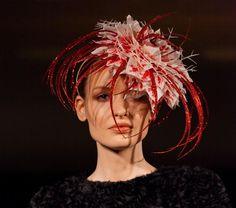 Anilu Oms NY Fashion Week 2012