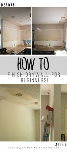 Home Improvement Hacks. - Mud a Dry Wall - Remodeling Ideas and DIY Home Improvement Made Easy With the Clever, Easy Renovation Ideas. Kitchen, Bathroom, Garage. Walls, Floors, Baseboards,Tile, Ceilings, Wood and Trim. http://diyjoy.com/home-improvement-hacks #HomeAppliancesTheFamilyHandyman #homeimprovementgarage