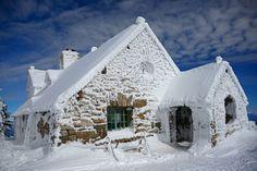 Flickr Vista House. Mt Spokane