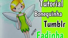 (109) bonequinha tumblr - YouTube