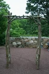 Rustic Arbors | Rustic Structures | Willow in Willow Gates - Willow Gates Landscaping & Pavers, Mohnton