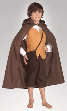 Lord of the Rings Costume -- Hobbit Halloween Costume                                                                                                                                                     More