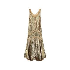 Alice By Temperley Gray Ella Sequined Chiffon Gown found on Polyvore featuring polyvore, women's fashion, clothing, dresses, gowns, 20s, vestidos, sequin gown, grey dresses and sequin ball gown
