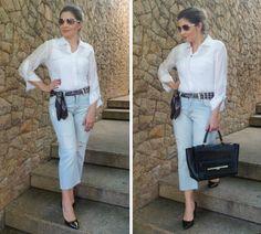 Look Work – Pantacourt Jeans II