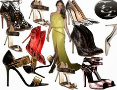 The Charm of Luxury: PARTY SHOES PER CAPODANNO