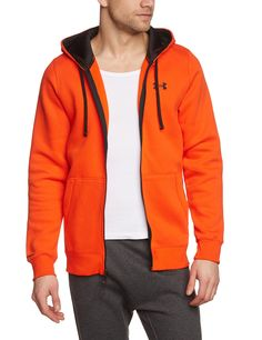 Under Armour Cc Storm Rival Sweat-shirt à capuche zippé Homme  Amazon.fr 8c847f5a349b
