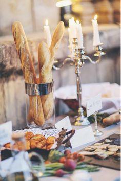 Mesas perfectas para el aperitivo creadas por El Sofa Amarillo