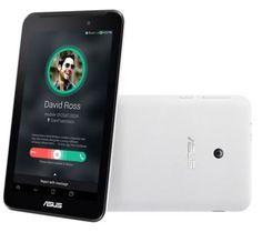 ASUS FE170CG-1B054A FONEPAD7 Z2520 1 Gb 8 Gb Android 4.4 (Wifi + 3G SIM + Gps) Full HD Beyaz Tablet :: cokcaal.com