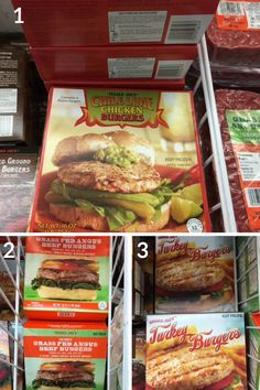 The ultimate Trader Joe's Whole30 shopping list - packaged meats