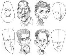 ¿Te gustaría aprender a dibujar caricaturas? Con este tutorial básico podrás aprender cómo hacerlo de una forma muy sencilla. Empieza hoy mismo!!