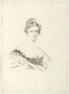 Princess Charlotte of Wales a first wife of Leopold I of Belgium