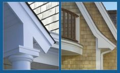 Window trim taken from home exterior - Exterior paint that lasts forever ...