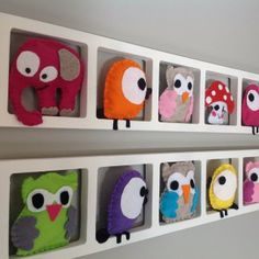 room, Idee Decoration Child Room Wall Frame Animals Colores Deco Girl 8 Years Bebe 5 Teen 7 3 9 12 10 Idea deco girl room rnrnSource by julieleconte Origami Modular, Colorful Animals, Felt Crafts, Frames On Wall, Kids Furniture, Diy For Kids, Baby Room, Kids Room, Wall Decor