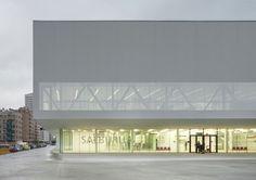 Galería - Centro Cívico Salburua / ACXT - 11