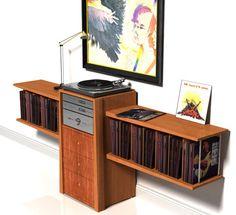 turntable shelf