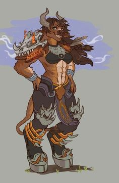 Female Tauren Warrior ,  #Female #Tauren #Warrior #WorldOfwarCrafttauren:separator:Female Tauren Warrior ,  #Female #Tauren #Warrior #WorldOfwarCrafttauren