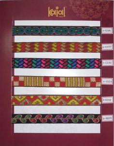 maharani decorative laces