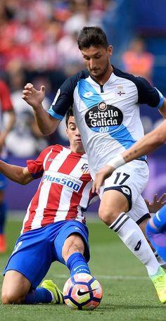Valle regresó al once ante el Atlético de Madrid ac