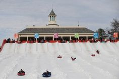 RV campers can have this winter family fun adventure for a reasonable price and the park offers family value packages. Snow Mountain, Stone Mountain, Georgia    Read more.. http://rentzio.com/blog/rv-campers-find-winter-family-fun-at-stone-mountain-park/#