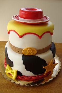 Jessie - Toy Story Cake