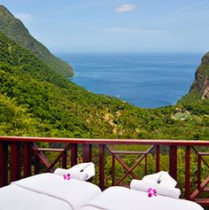 Ladera Resort - St. Lucia