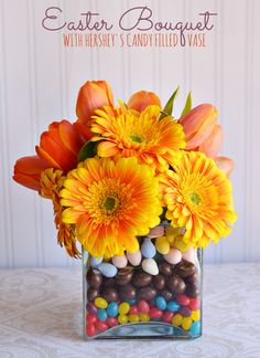 Easter Bouquet with