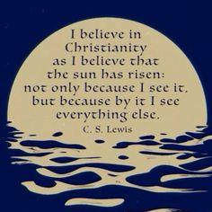 CS Lewis quotes                                                                                                                                                                                 More