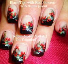 """Robin Moses Nail Art: """"halloween nails"""" """"halloween nail art ..."""