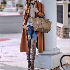 Ig: sasha simon * lolariostyle my style 4 fashion, winter outfits, winter f Preppy Winter Outfits, Winter Fashion Outfits, Autumn Winter Fashion, Ootd Fashion, Fashion Photo, Girl Fashion, Hipster Vintage, Style Hipster, Estilo Glamour