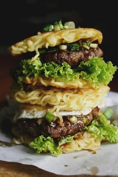 8 Ways to Turn Instant Ramen into a Gourmet Meal via @PureWow