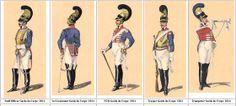 The Cavalry of the Bavarian Army 1814 - 1815: the Uniform Plates of Johann Cantler