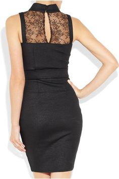 This LBD is sexy. Wonder what the front is like.