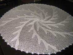 Crochet Dollies, Crochet Doily Patterns, Granny Square Crochet Pattern, Crochet Gifts, Crochet Flowers, Doily Rug, Lace Doilies, Crochet Carpet, Crochet Tablecloth