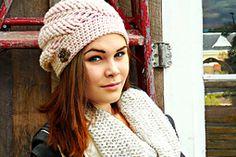 Claire Hat - kooppatroon